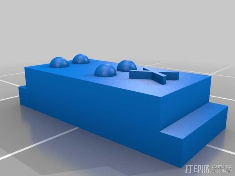 盲文 3D模型  图52