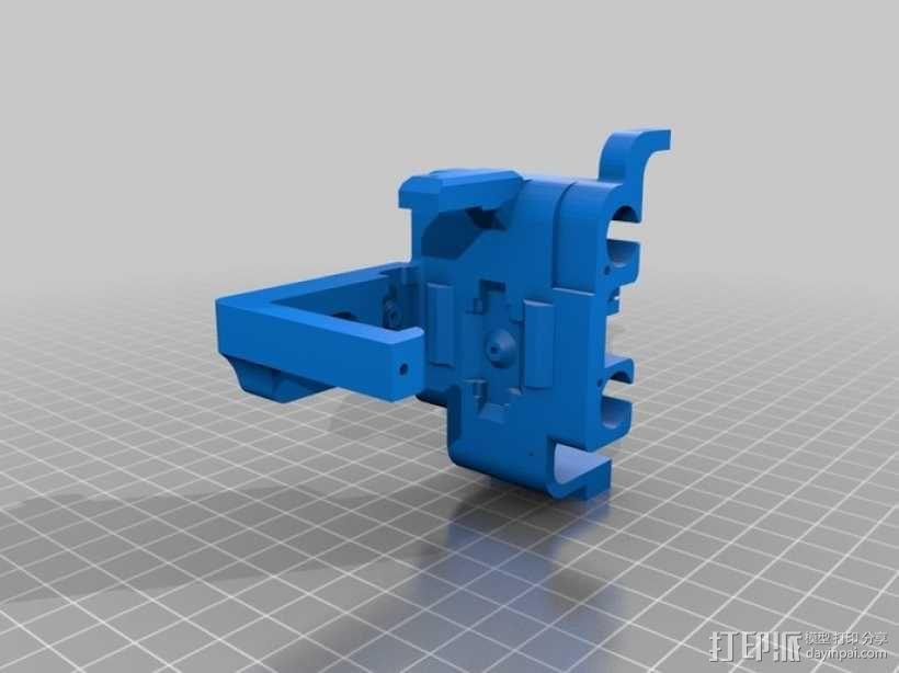 迷你挂载 3D模型  图1
