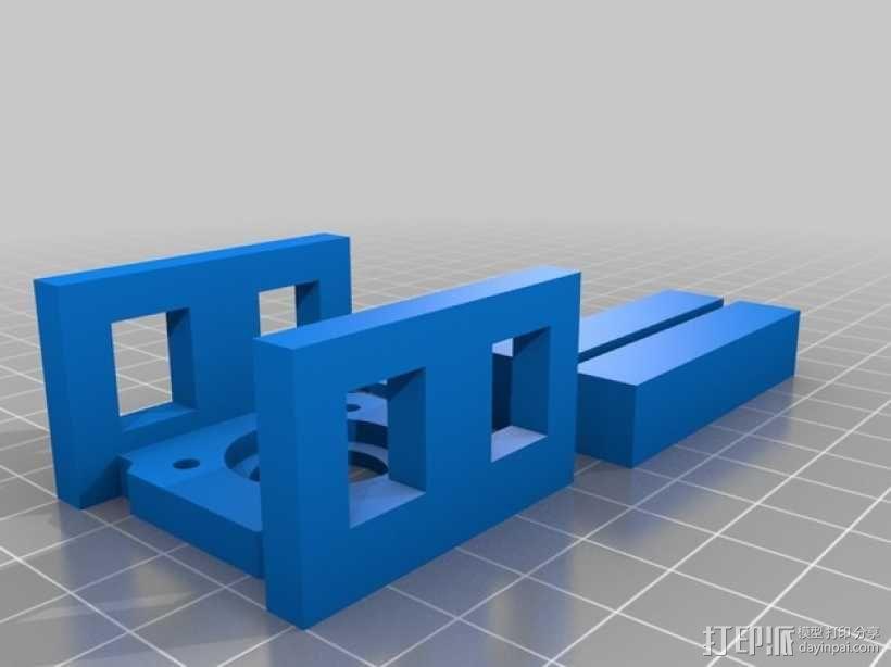 多功能夹  3D模型  图1