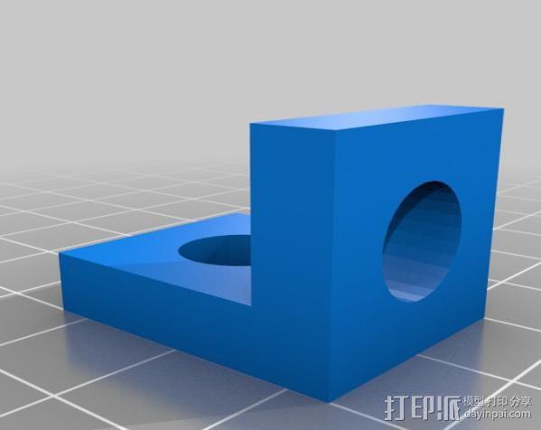 校准圈 3D模型  图2