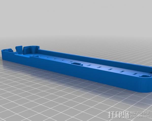 RepRapPro 适配器 3D模型  图5