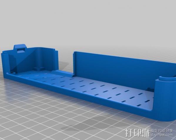 RepRapPro 适配器 3D模型  图7