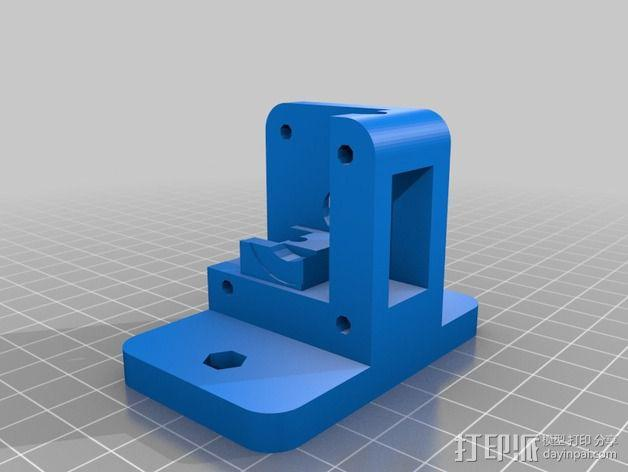 Byteborg驱动器 3D模型  图2