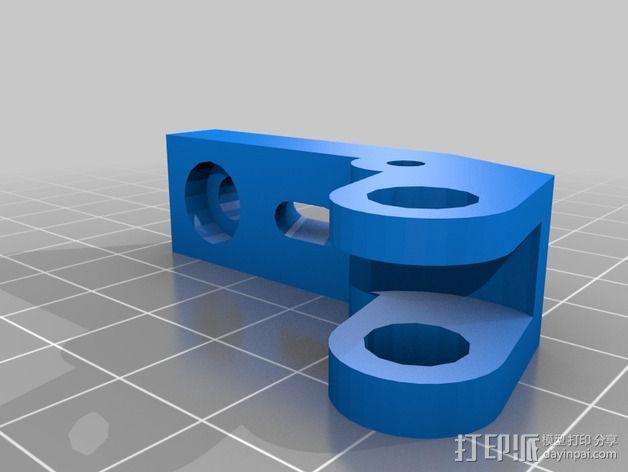 Byteborg驱动器 3D模型  图4