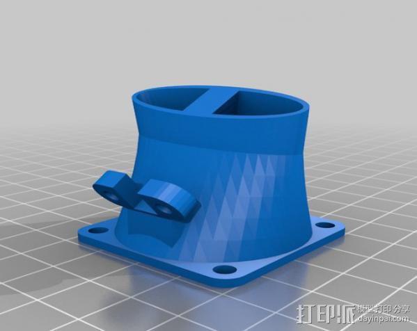 冷风扇 3D模型  图1