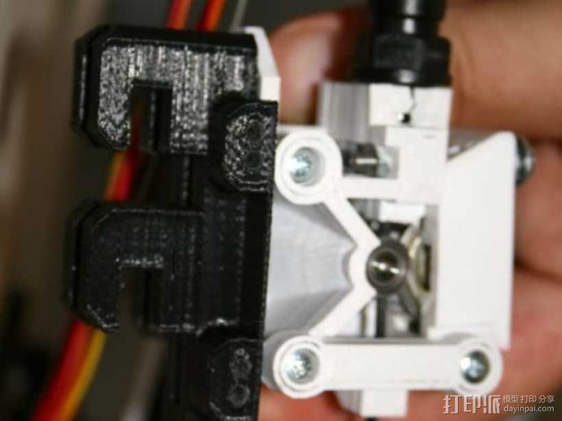 Airtripper适配器 3D模型  图1