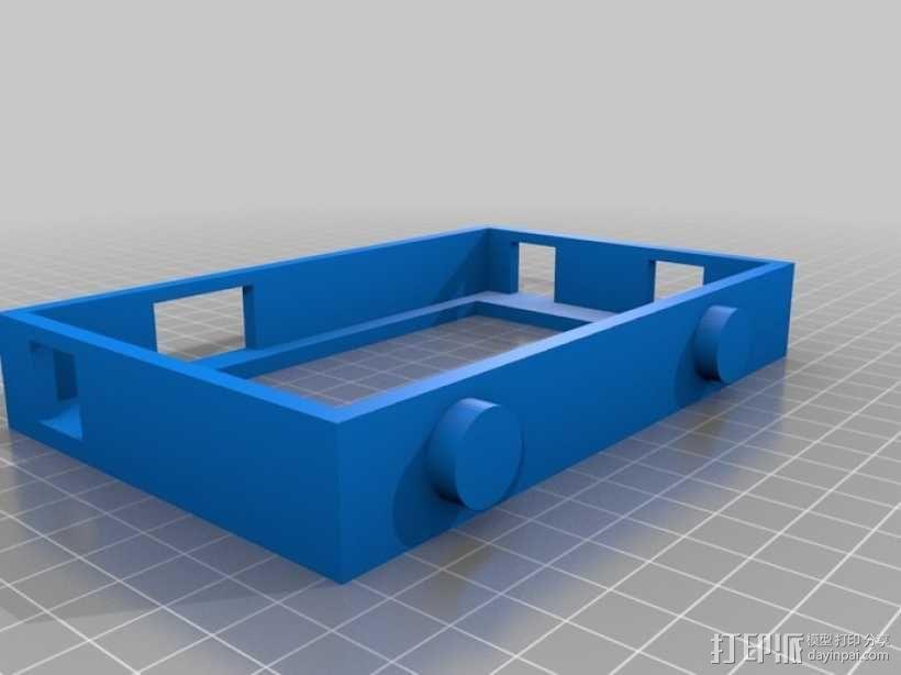 挂载 3D模型  图4