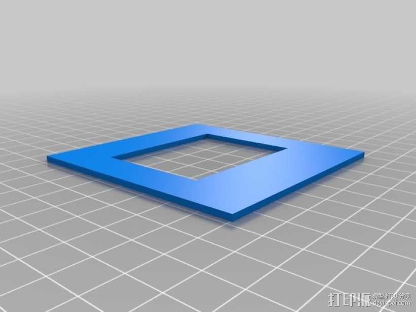 挂载 3D模型  图8