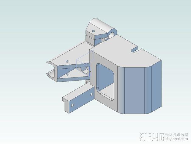 V3住房摆件 3D模型  图1
