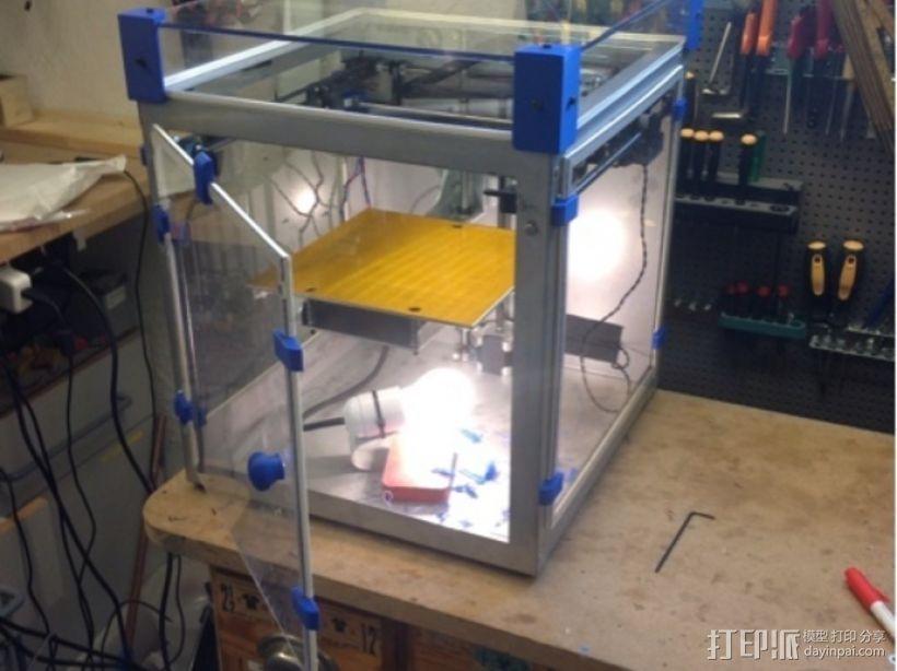 打印机外壳 3D模型  图8