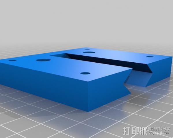 灯丝矫正器 3D模型  图4