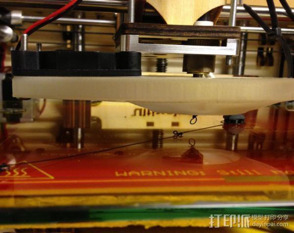 冷却器 3D模型  图2