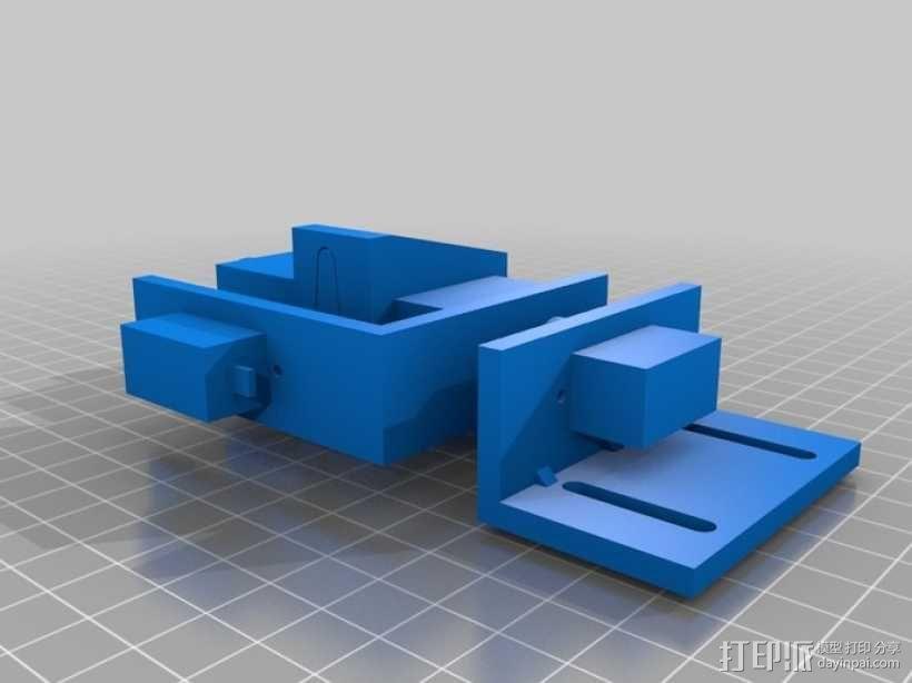 万圣节相机 3D模型  图1