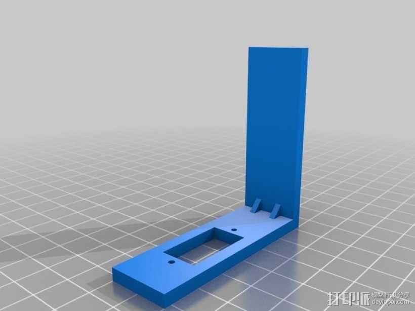 万圣节相机 3D模型  图4