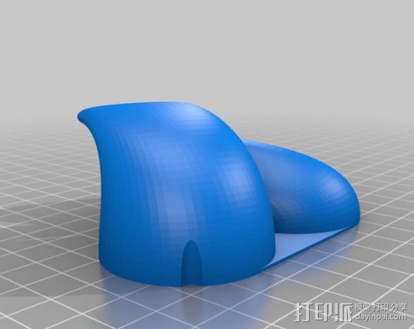 冷却器 3D模型  图3