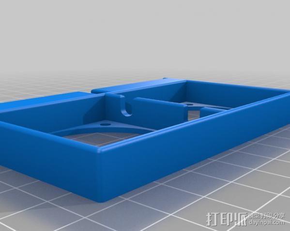 冷却器 3D模型  图4