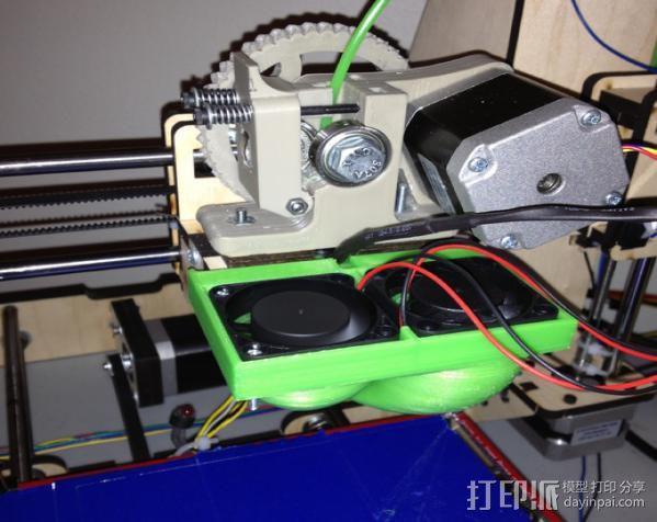 冷却器 3D模型  图6