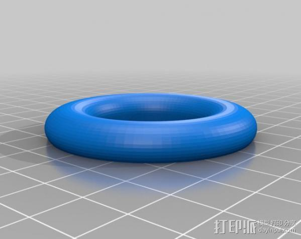 冷却器 3D模型  图5