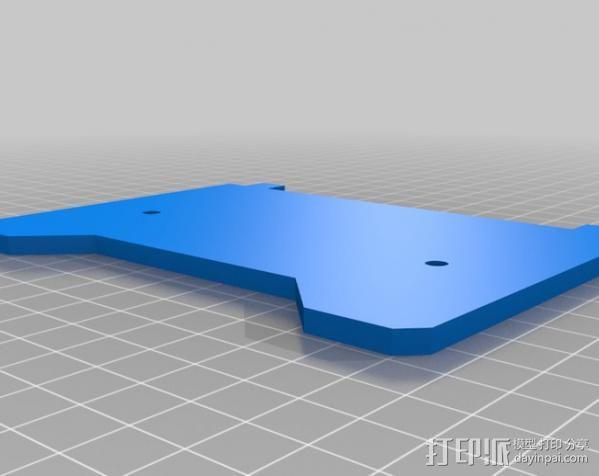 超人LOGO 3D模型  图3