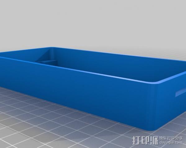 Geeetech CD盒 3D模型  图3