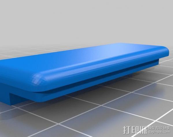 孔塞· 3D模型  图3