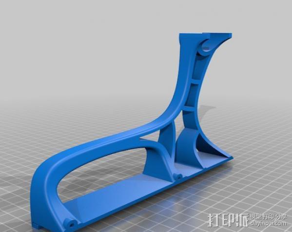 轴座 3D模型  图5