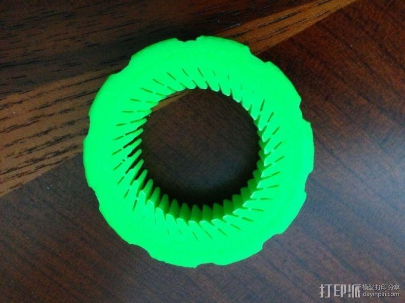 PVC管 3D模型  图2
