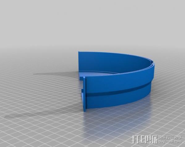 灯丝线轴存储器 3D模型  图4