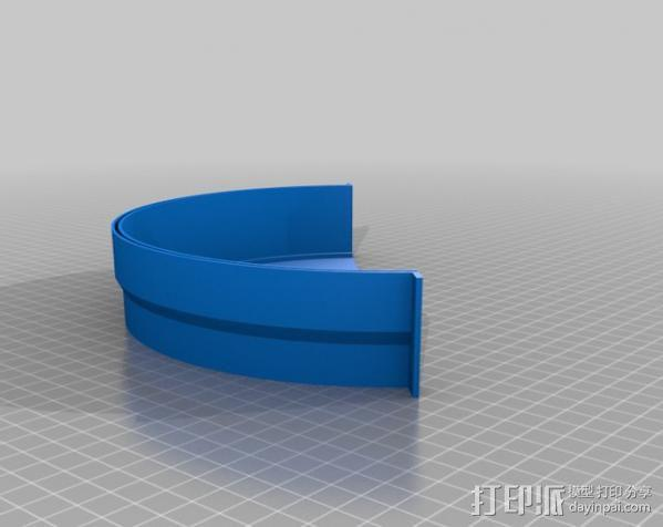 灯丝线轴存储器 3D模型  图5