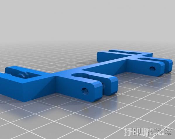608轴承 3D模型  图4