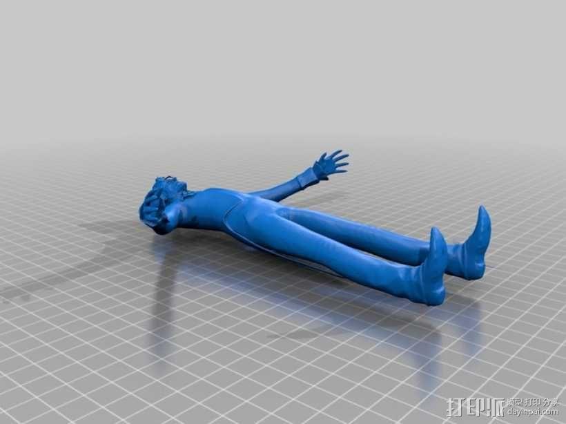 Joker摆件 3D模型  图1