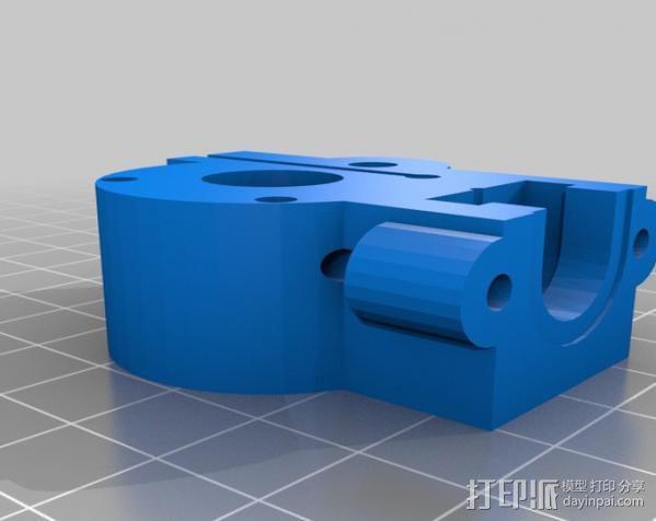适配器 3D模型  图2
