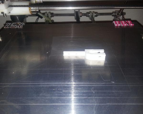 Prusa打印机X Y轴固定器 3D模型  图3