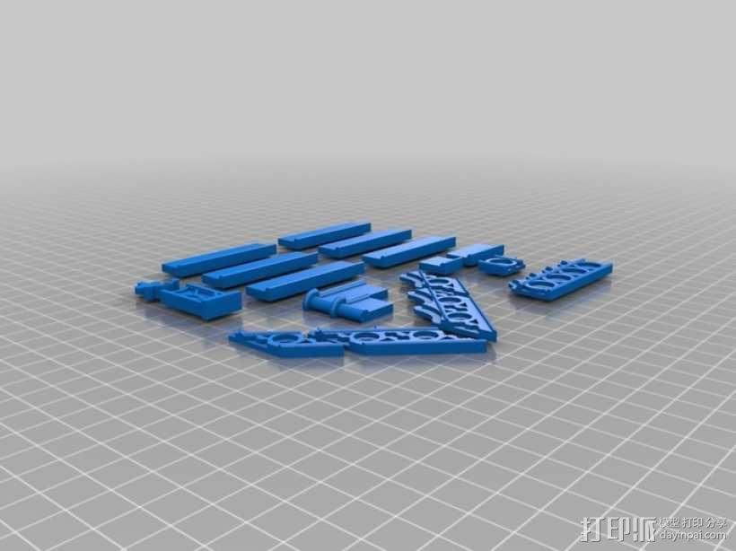 哥特建筑 3D模型  图2
