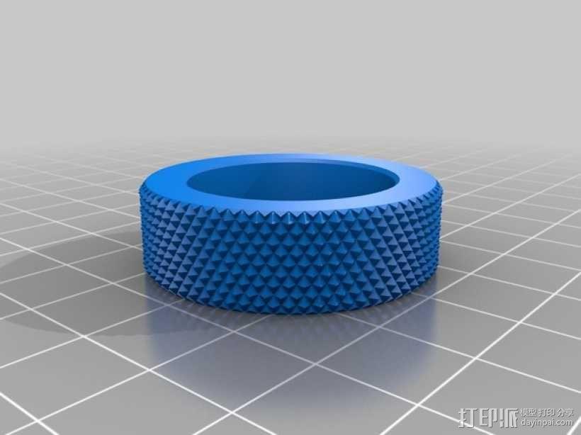 算数轴 3D模型  图3