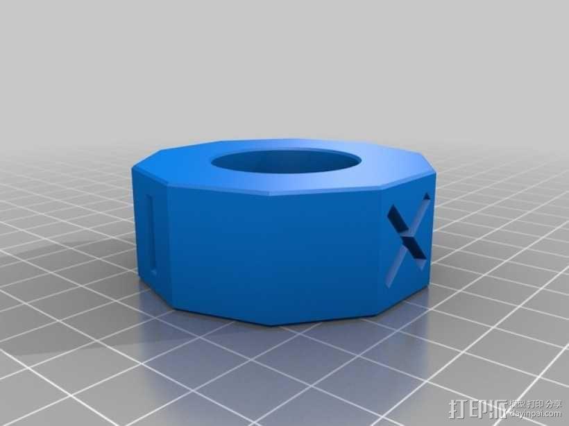 算数轴 3D模型  图4