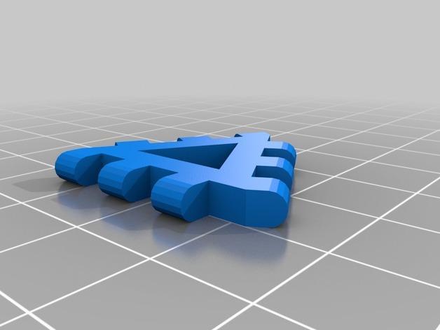 多边形图块 多面体 3D模型  图9