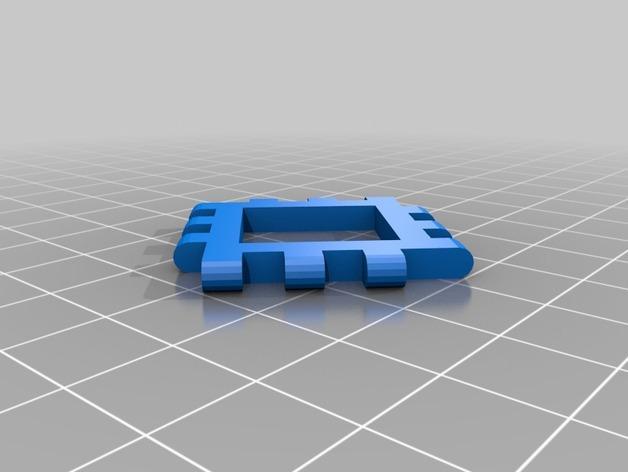 多边形图块 多面体 3D模型  图10