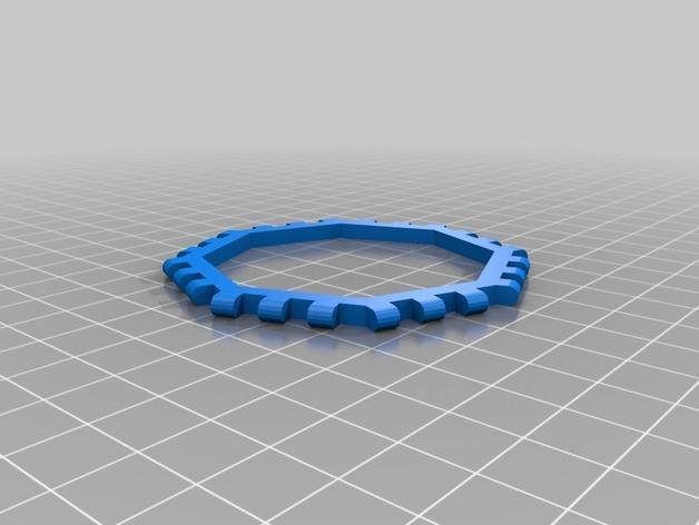 多边形图块 多面体 3D模型  图14