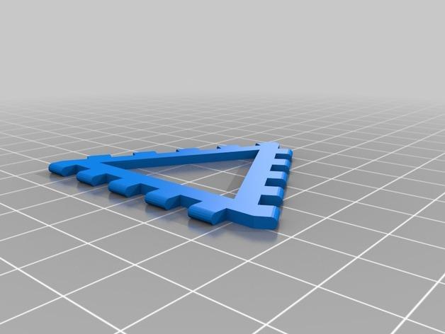 多边形图块 多面体 3D模型  图15