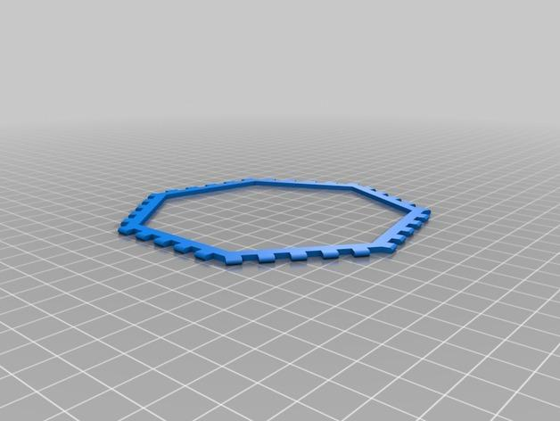 多边形图块 多面体 3D模型  图19