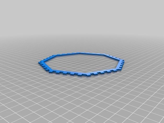 多边形图块 多面体 3D模型  图20