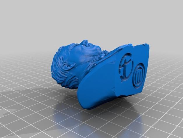 西奥多 罗斯福 3D模型  图3