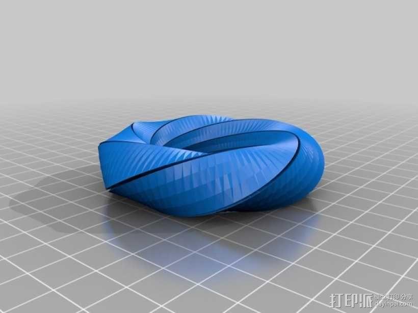 益智游戏 锁螺丝 3D模型  图5