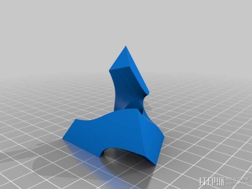 益智游戏 锁螺丝 3D模型  图7