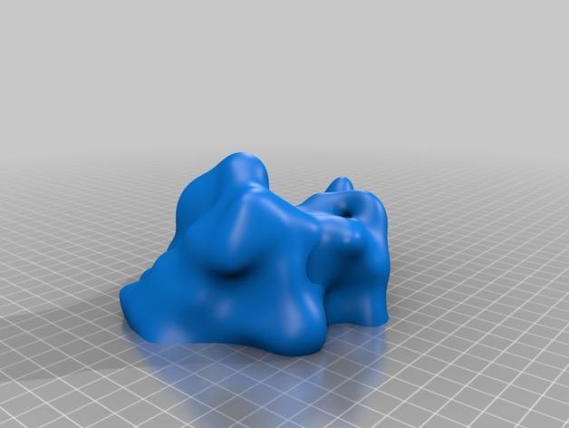 分子模型 3D模型  图13