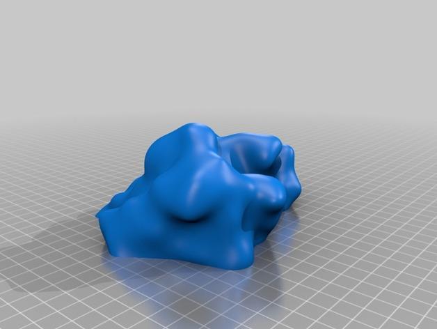 分子模型 3D模型  图14