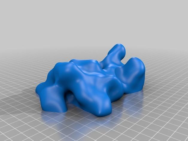分子模型 3D模型  图15
