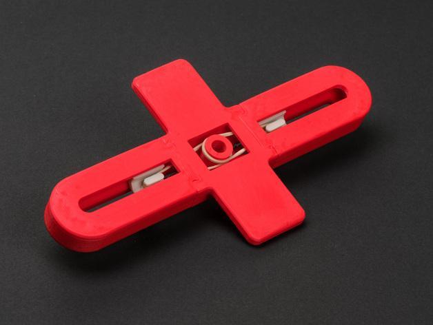 齿轮 3D模型  图4