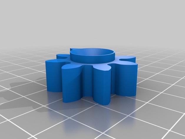 齿轮 3D模型  图17